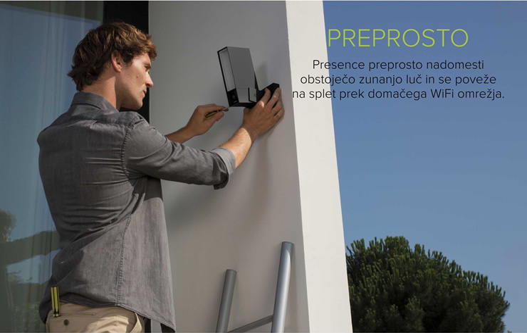 Netatmo Presence |  easy installation