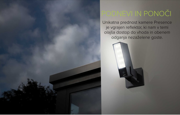 Netatmo Presence |  Day & Night
