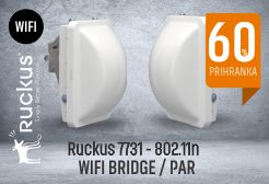 Ruckus Wireless P300 - 802.11ac WiFi bridge / par